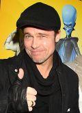 """Brad Pitt auf der """"Megamind""""-Premiere"""