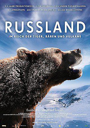 Russland - Im Reich der Tiger, Bären und Vulkane (Kino) 2011