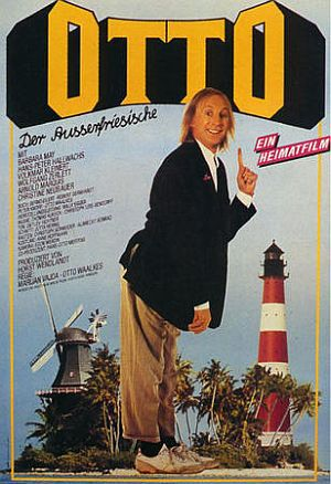 Otto - Der Außerfriesische (DVD) 1989
