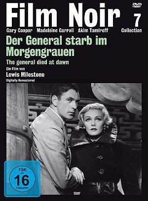 Der General starb im Morgengrauen (DVD) 1936