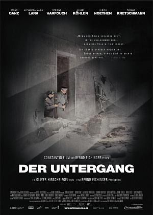 Der Untergang - Hitler und das Ende des 3. Reichs