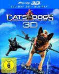 Cats & Dogs: Die Rache der Kitty Kahlohr (Blu-ray 3D)