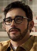 James Franco als Autor Allen Ginsberg