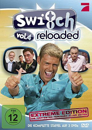 Switch reloaded - Vol.4 (DVD) 2007