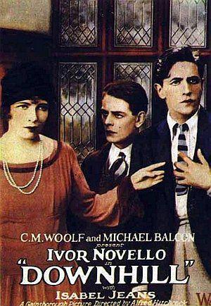 Abwärts, Downhill (Kino) 1927