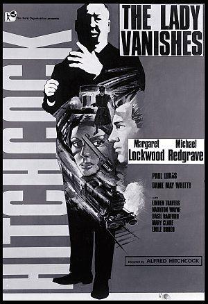 Eine Dame verschwindet, The Lady Vanishes (Kino) engl. 1938