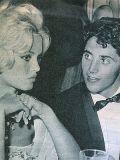 Brigitte Bardot und Sasha Distel