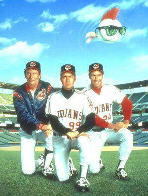 Die Indianer von Cleveland II (plakat) 1994