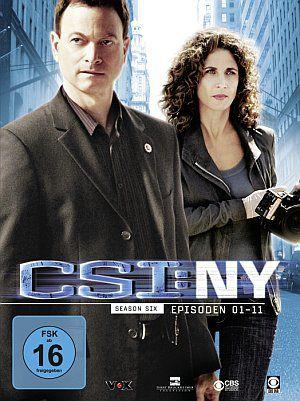 CSI: N.Y. - Season 6.1