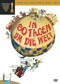 In 80 Tagen um die Welt, Around the World in 80 Days (DVD) 1956