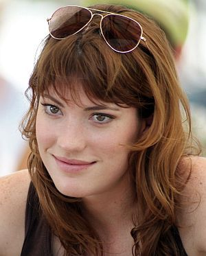 "Jennifer Carpenter in ""Dexter"""