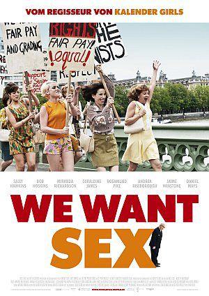 We Want Sex (Kino) 2010