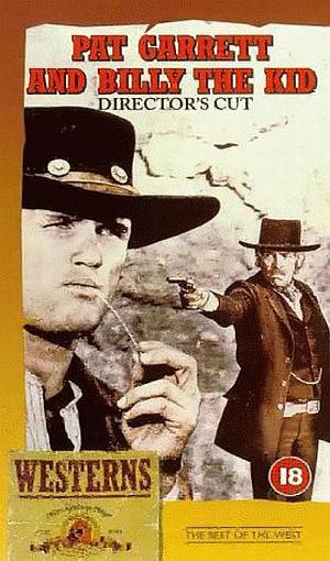 Pat Garrett jagt Billy the Kid (VHS) engl
