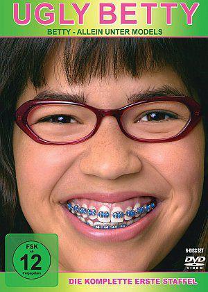 Ugly Betty - die komplette erste Staffel  (DVD) 2006