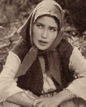 Film und Frau 3. Quartal 1960, Heft 19, S. 60, Ellen Schwiers, Das Erbe von Björndal (Retro)