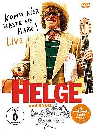 Helge und Band - Komm hier haste ne Mark! Live