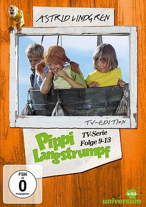 Pippi Langstrumpf (TV-Serie) Folge 9 bis 13