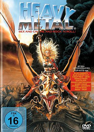Heavy Metal (DVD) 1981
