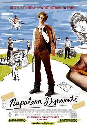 Napoleon Dynamite (Kino) engl