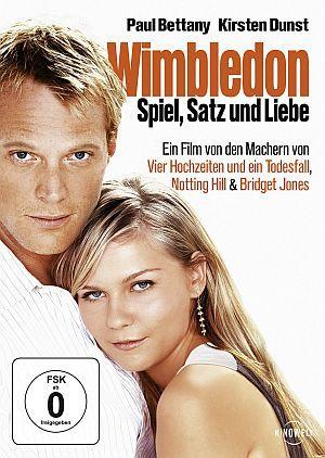 Wimbledon - Spiel, Satz und Liebe (DVD) 2004