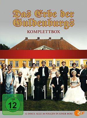 Das Erbe der Guldenburgs Komplettbox (Softbox)