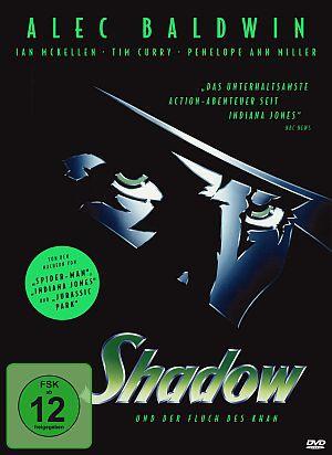 Shadow und der Fluch des Khan (DVD) 1995