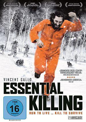 Essential Killing  (DVD) 2010