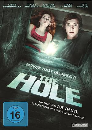 The Hole - Wovor hast du Angst? (DVD) 2009