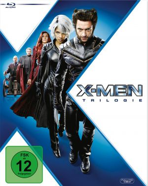 X-Men Trilogie-Box