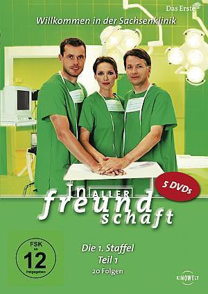In aller Freundschaft - 1. Staffel, Teil 1 (DVD) 1998