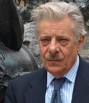 "Giancarlo Giannini dreht in München ""Oma in Roma"""