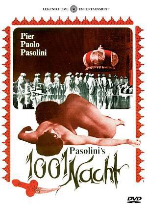 Erotische Geschichten aus 1001 Nacht (DVD) 1973