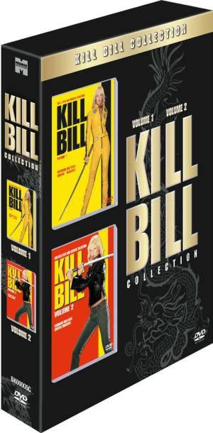 Kill Bill 1 & 2 DVD Box