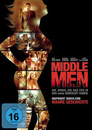 Middle Men (DVD) 2009