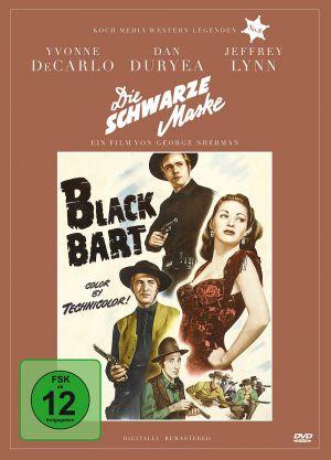 Die schwarze Maske (Edition Western-Legenden #8)