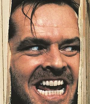 "Abgrundtief böse? Jack Nicholson in ""Shining"""