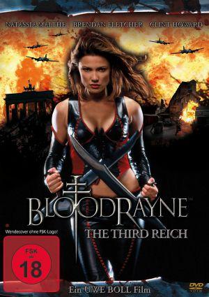 Bloodrayne - The Third Reich; Bloodrayne 3 - The Third Reich (DVD) 2010