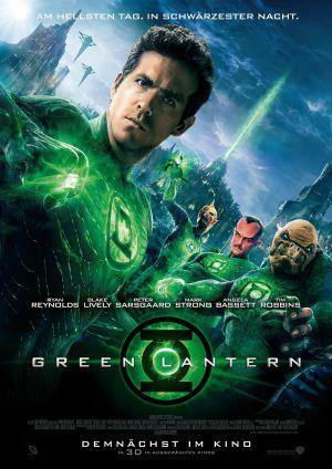 Green Lantern 3D (Kino) 2011