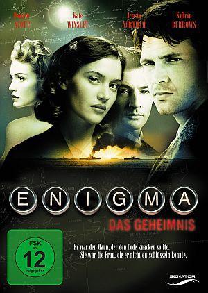 Enigma - Das Geheimnis (DVD) 2001