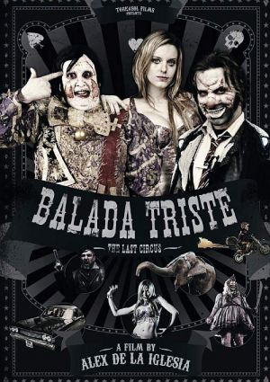 Mad Circus - Eine Ballade von Liebe und Tod (Kino) von Presseheft 2010