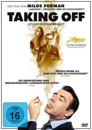 Taking Off - Ich bin durchgebrannt (DVD) 1970