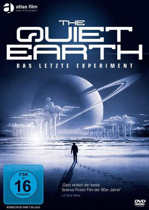 The Quiet Earth - Das letzte Experiment (DVD) 1985