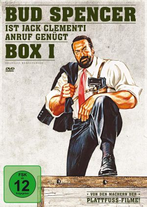Bud Spencer ist Jack Clementi - Box 1