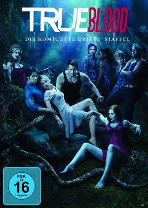True Blood - Die komplette 3. Staffel (Gift Set)