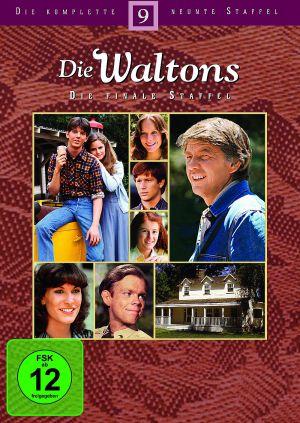 Die Waltons - Die komplette 9. Staffel (DVD) 1971