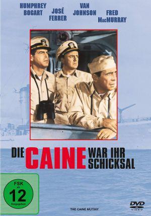 Die Caine war ihr Schicksal (DVD) 1954