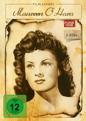 Filmlegende Maureen O'Hara (DVD-Box) 2011