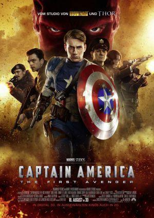 Captain America - The First Avenger (Kino) 2011