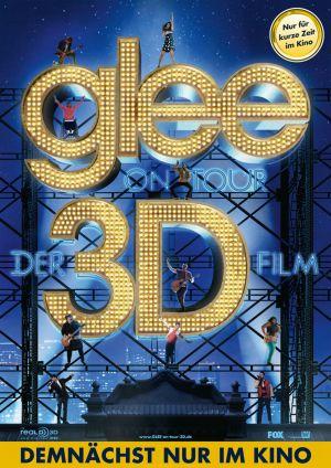 Glee on Tour - Der 3D Film (Kino) 2011