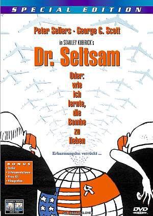 Dr. Seltsam oder Wie ich lernte, die Bombe zu lieben (Special Edition) (DVD) 1964